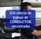 626 ofertas de trabajo de CONDUCTOR encontradas