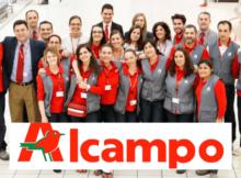 Obtén un empleo DIGNO y lleno de POSIBILIDADES en ALCAMPO