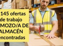 1.145 ofertas de trabajo de MOZO_A DE ALMACÉN encontradas